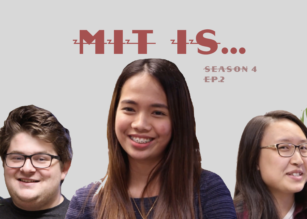 MIT is...Hillary Diane Andales cover photo