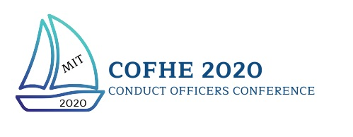 Official logo for COFHE 2020 Conduct Officers Conference