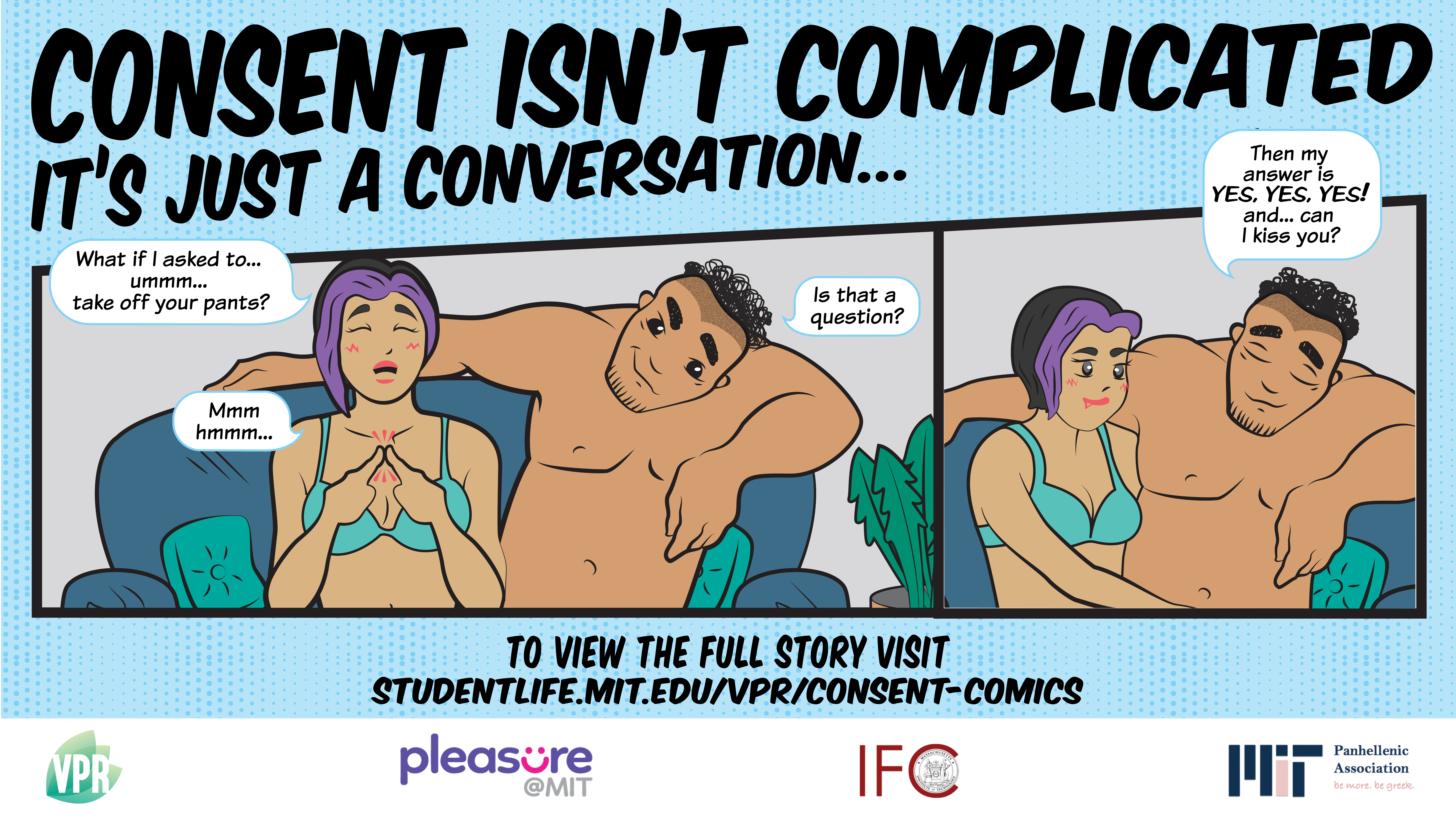 Consent Campaign volume 1 - Infinite Display 1