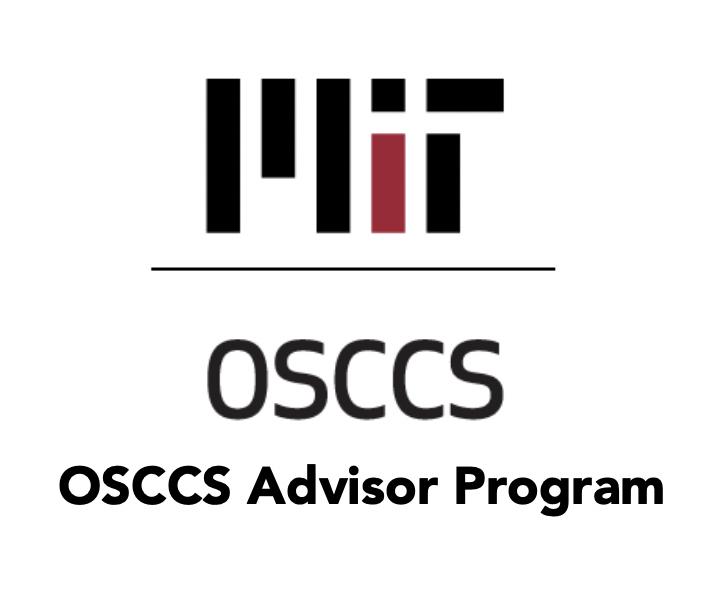 Logo for OSCCS Advisor Program.