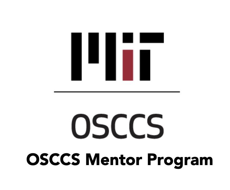 Logo for OSCCS Mentor Program.