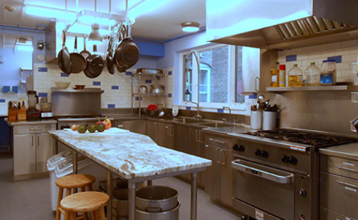 The remodeled WILG kitchen