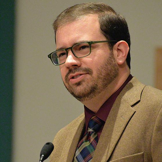Rev. Cody J. Sanders