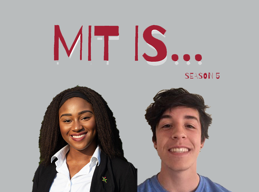 MIT is...Podcast Oby and Gabe