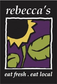 Rebecca's Cafe Logo