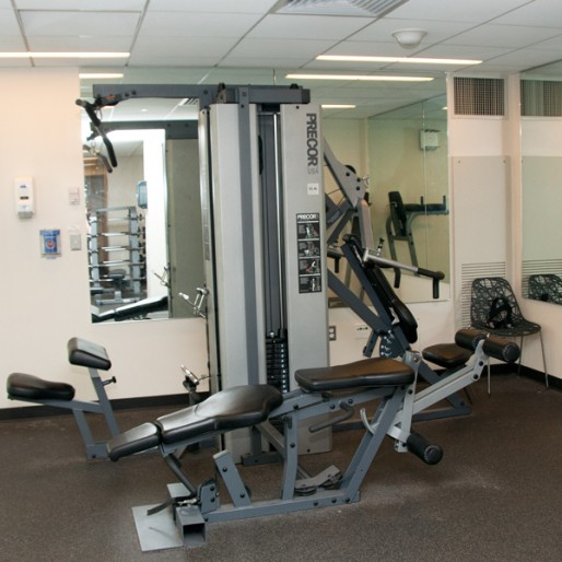Ashdown House Fitness Center