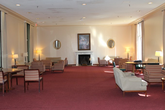 McCormick Hall Living Room