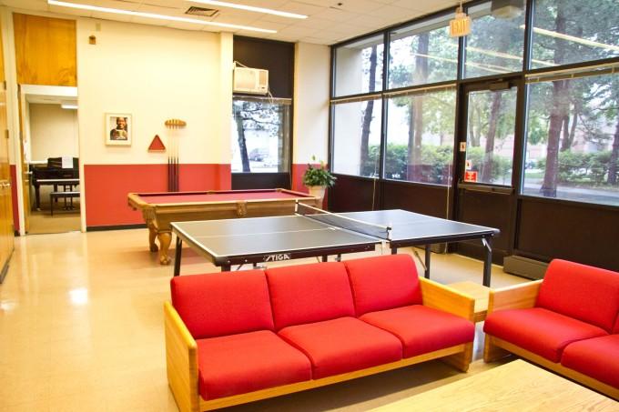 Tang Hall Lounge