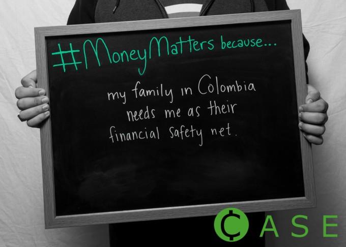 #MoneyMattersbecause 2