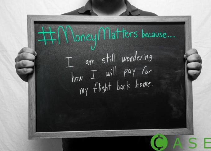 #MoneyMattersbecause 4