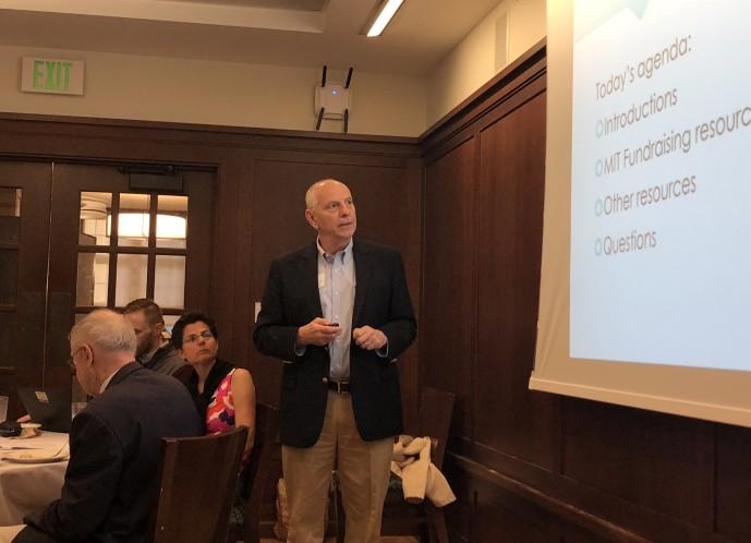 Fundraising Seminar for MIT's FSILGs