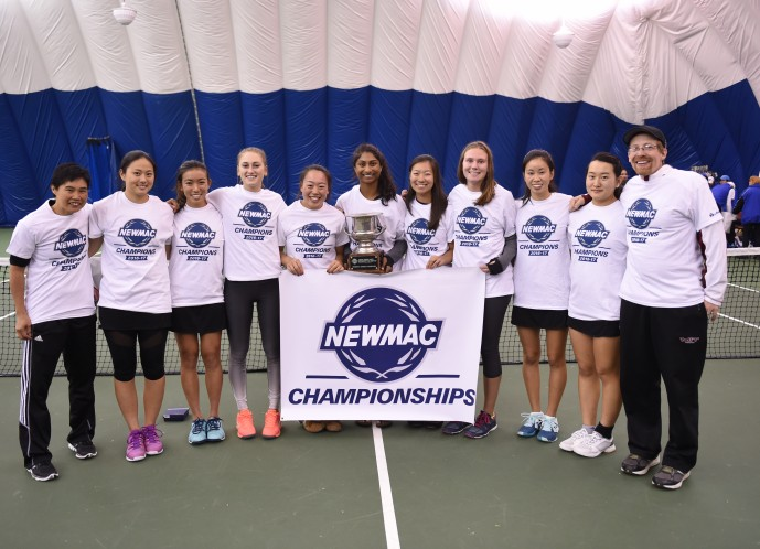 Women's Tennis NEWMAC Championship