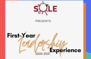 First Year Leadership Experience logo