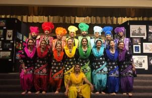 Bhangra Dance Team