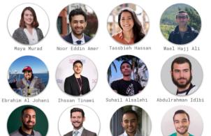 MIT Arab Scitech mentors and judges