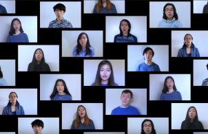 MIT Syncopasian AAPI advocacy music video screenshot