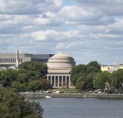 MIT Campus from Boston