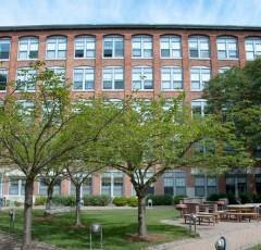 Edgerton House courtyard