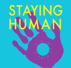 Staying Human Logo