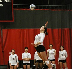 MIT Women's Volleyball