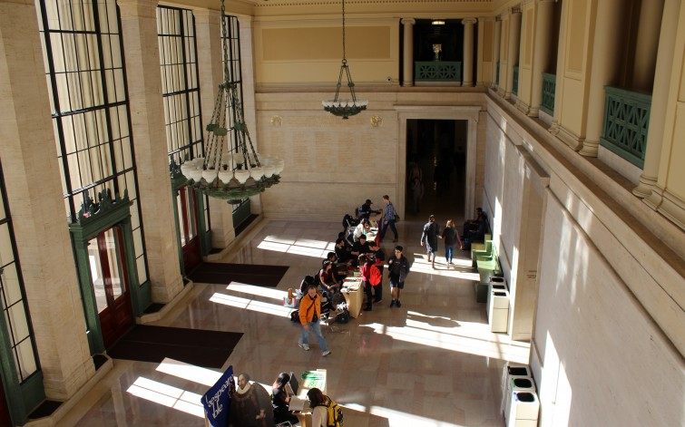 Memorial Lobby