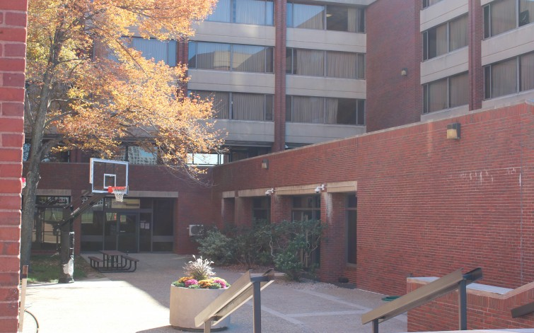 MacGregor Courtyard