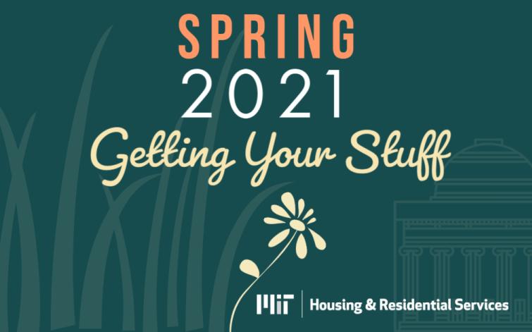 Spring 2021 Retrieving Your Belongings
